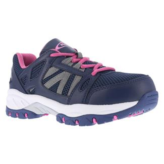 Knapp Athletic Work Oxford ST Navy / Pink
