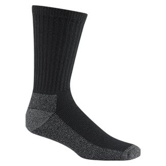 Wigwam At Work Crew Socks (3 Pack) Black