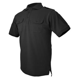 Hazard 4 QuickDry LEO Uniform Replacement Patch Shirt Black