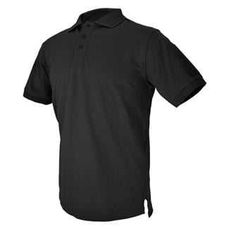 Hazard 4 Undervest Plain Front Patch Shirt Black