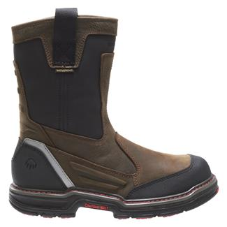 Wolverine Overman Wellington WP Brown / Black