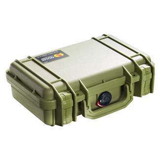 Pelican 1170 Small Case OD Green