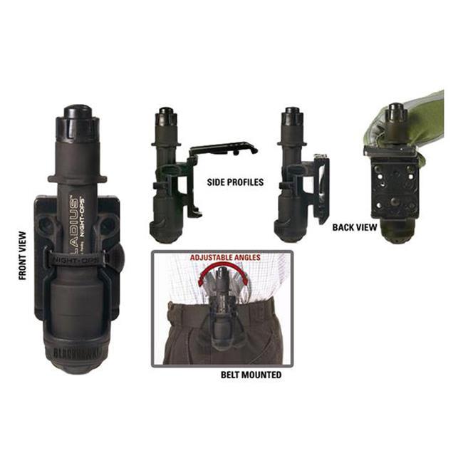 Blackhawk Gladius Flashlight Holder w/ MOD-U-Lok Attachment