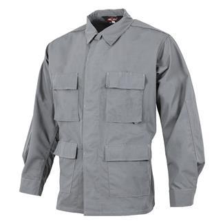 TRU-SPEC Poly / Cotton Ripstop BDU Coat Gray