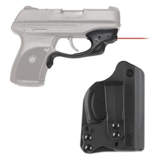 Crimson Trace LG-412-HBT Laserguard with IWB Holster Red