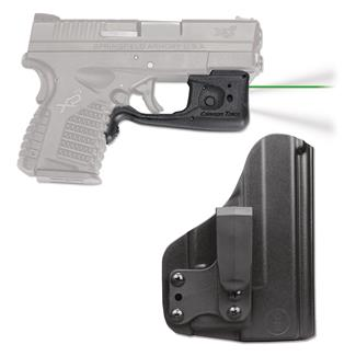 Crimson Trace LL-802G Laserguard Pro with IWB Holster Green