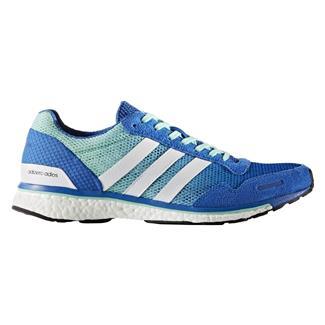 Adidas Adizero Adios 3 Blue / White / Easy Green