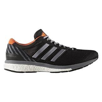 Adidas Adizero Boston 6 Black / Gray / Energy Orange