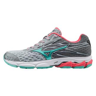 Mizuno Wave Catalyst 2 High / Rise / Turquoise / Diva Pink
