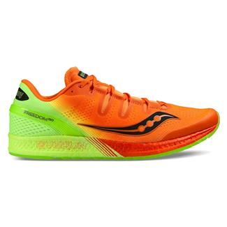 Saucony Freedom ISO Orange / Citron