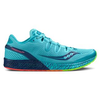 Saucony Freedom ISO Blue / Citron