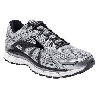 Brooks Adrenaline GTS 17 Silver / Black / Anthracite