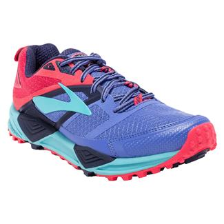 Brooks Cascadia 12 Baja Blue / Paradise Pink / Clearwater