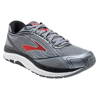 Brooks Dyad 9 Primer Gray / High Risk Red / Black