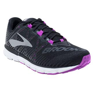 Brooks Neuro 2 Black / Purple Cactus Flower / White