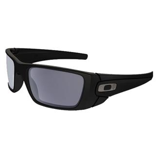 Oakley SI Fuel Cell 82nd Airborne Matte Black (frame) - Gray (lens)