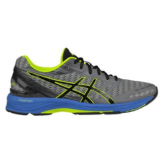 ASICS GEL-DS Trainer 22 Carbon / Black / Safety Yellow