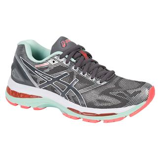 ASICS GEL-Nimbus 19 Carbon / White / Flash Coral