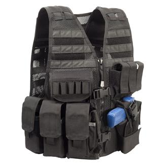 Elite Survival Systems Commandant Tactical Vest Black
