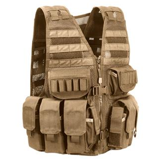 Elite Survival Systems Payload Tactical Vest Coyote Tan