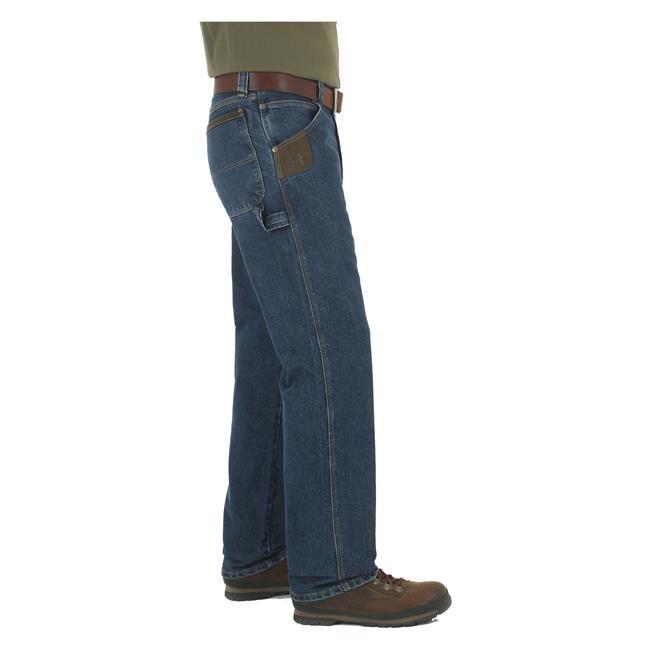 men s wrangler riggs cool vantage carpenter jeans workboots com