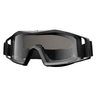 Revision Military Wolfspider Goggle Basic Kit Black (frame) - Solar (lens)