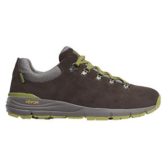 Danner Mountain 600 Low WP Dark Brown / Lichen