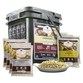 Wise Food Grab-and-Go Prepper Pack (56 Servings)