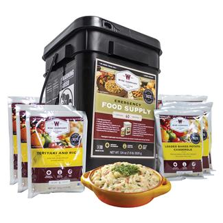 Wise Food Grab-and-Go Prepper Pack (60 Servings)