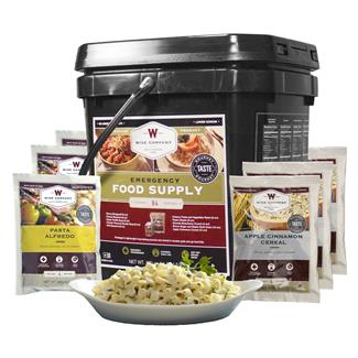 Wise Food Grab-and-Go Prepper Pack (84 Servings)