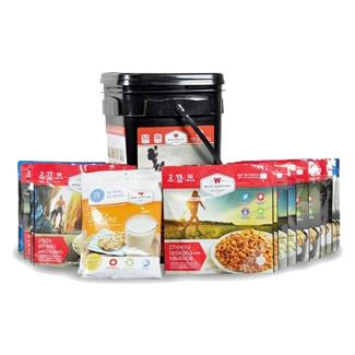 Wise Food 7 Day Camping Pouch Food Supply