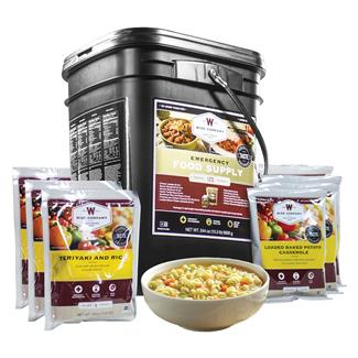 Wise Food Entree Grab-and-Go Kit (120 Servings)