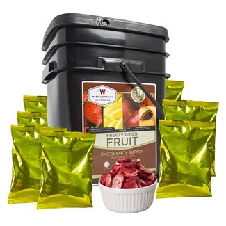 Wise Food Gluten Free Freeze-Dried Fruit (156 Servings)