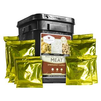 Wise Food Gluten Free Meat and Rice (104 Servings)