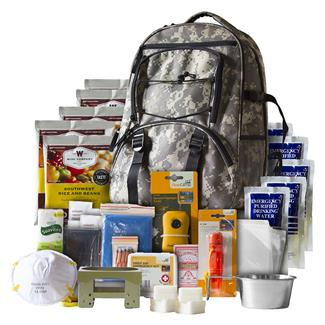 Wise Food 5 Day Survival Backpack Camo