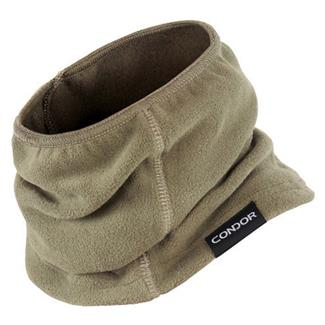 Condor Thermo Neck Gaiter Tan