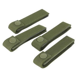 "Condor 4"" MOD Straps (4 Pack) Olive Drab"