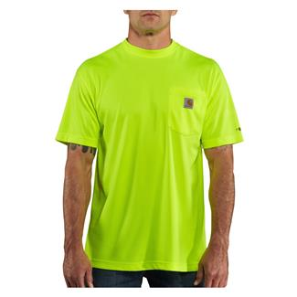 Carhartt Force Hi-Vis Color Enhanced T-Shirt Brite Lime