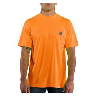Carhartt Force Hi-Vis Color Enhanced T-Shirt Brite Orange
