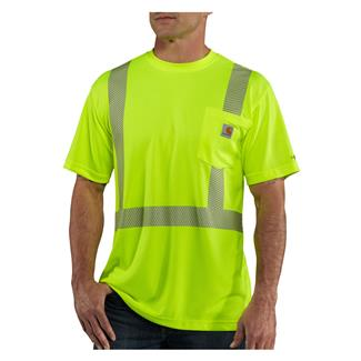 Carhartt Force Hi-Vis Class 2 T-Shirt Brite Lime