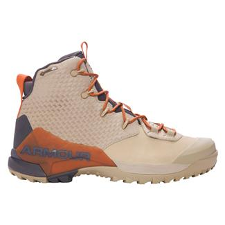 Under Armour Infil Hike GTX Dune / Burnt Orange / Charcoal