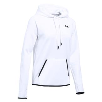 Under Armour Storm Armour Fleece Hoodie White / Black