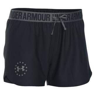 Under Armour HeatGear Freedom Shorts Black / Graphite