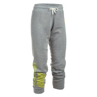 Under Armour Favorite Fleece Pants Graphite / Smallash Yellow