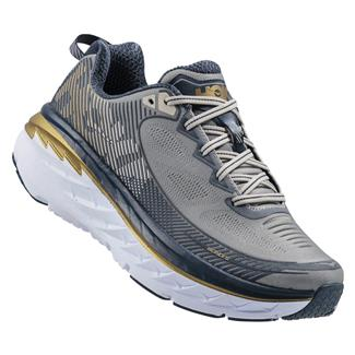 Hoka One One Bondi 5 Cool Gray / Midnight Navy