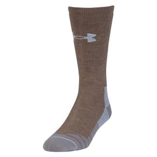 Under Armour Hitch Heavy 3.0 Boot Socks Hearthstone / Steel