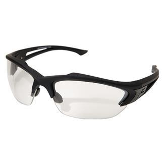 Edge Tactical Eyewear Acid Gambit Matte Black (frame) / Clear Vapor Shield (lens)
