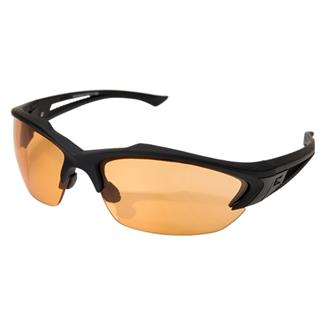 Edge Tactical Eyewear Acid Gambit Matte Black (frame) / Tiger's Eye Vapor Shield (lens)
