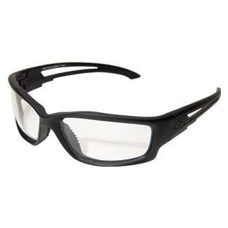 Edge Tactical Eyewear Blade Runner Matte Black (frame) / Clear Vapor Shield (lens)