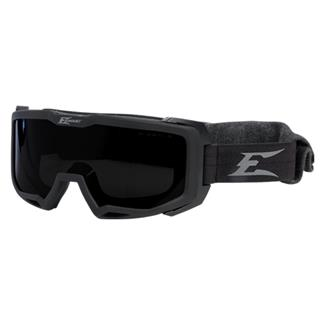 Edge Tactical Eyewear Blizzard Matte Black (frame) / Clear Vapor Shield / G-15 Vapor Shield (lens)